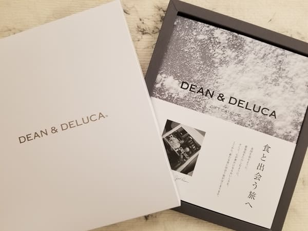 ディーン アンド デルーカ ギフト カタログ